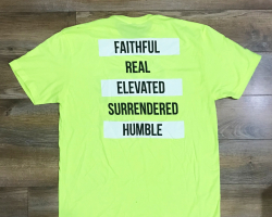 Faithful- Real- Elevated- Surrendered-humble