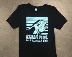 Courage Fall Retreat