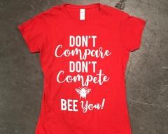 Don't Compare Don't Compete