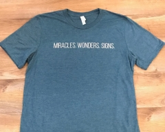 Miracles Wonders Signs