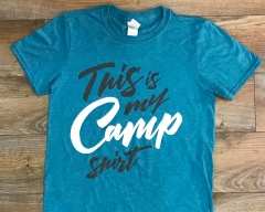 This is my camp shirt