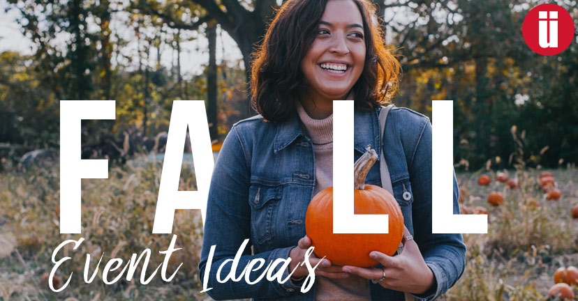 Top 5 Fall Event Ideas For Your Youth Group