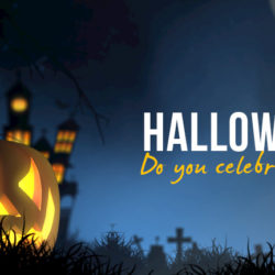 Christians celebrate halloween