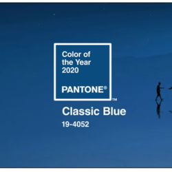 Color of the Year 2020: Pantone Classic Blue